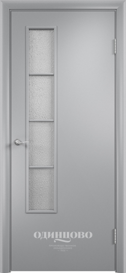 Цвет Building door 05 (laminated) Grey