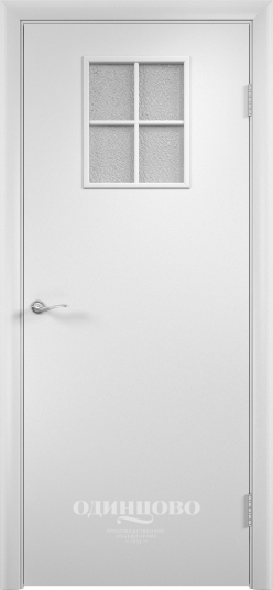 Цвет Building door 34 (laminated) White