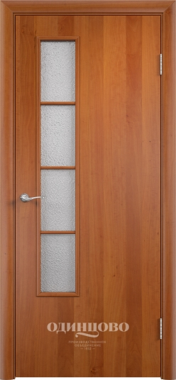 Цвет Building door 05 (laminated) Pear