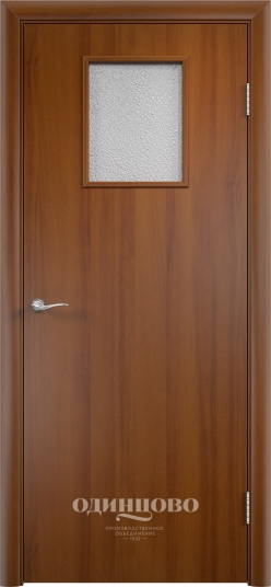 Цвет Building door 31 (laminated) Hazenut