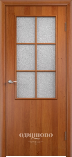 Цвет Building door 56 (laminated) Pear