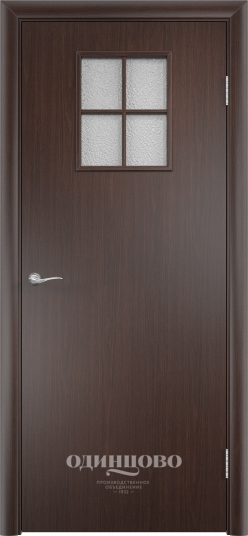 Цвет Building door 34 (laminated) Wenge