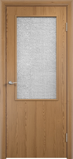 Цвет Reinforced Solid Door (laminated) Oak sedan