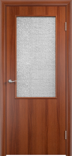 Цвет Reinforced Solid Door (laminated) Italian nut