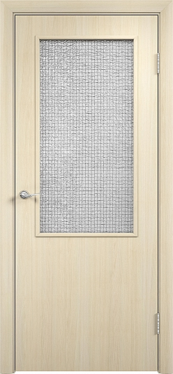 Цвет Reinforced Solid Door (PVC) White oak
