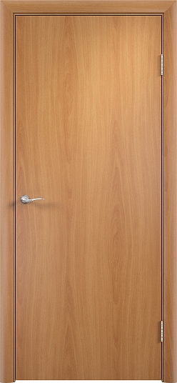 Цвет Solid Door (PVC) Milan nut