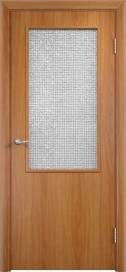 Цвет Reinforced Solid Door (laminated) Milan nut