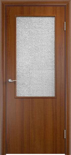Цвет Reinforced Solid Door (laminated) Hazenut