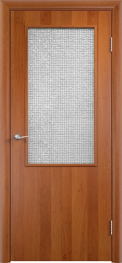 Цвет Reinforced Solid Door (laminated) Pear