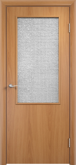 Цвет Reinforced Solid Door (PVC) Milan nut