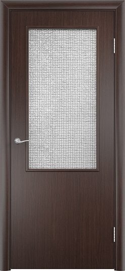 Цвет Reinforced Solid Door (laminated) Wenge
